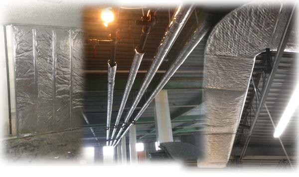 industrial & residential insulation
