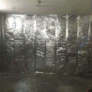 wall cavity foil back insulation toronto