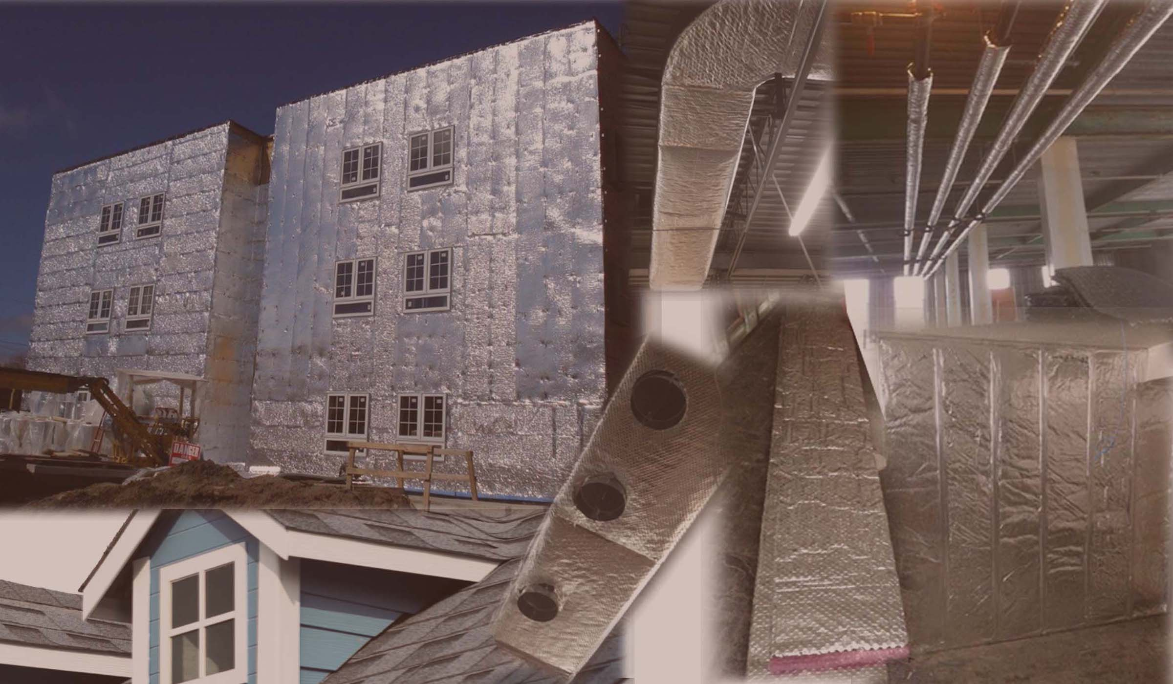 industrial & residential insulation toronto