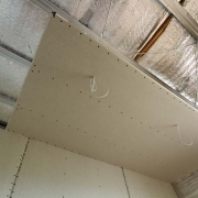 interior ceiling / roof insulation toronto