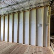 interior ceiling / roof insulation insulapack