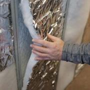 Insulapack basement fibre rt insulation